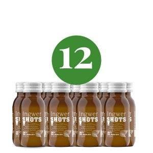 12 x Ingwer SHOTS 60ml