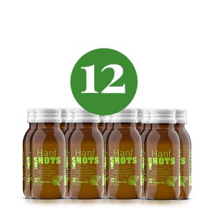 12 x Hanf SHOTS 60ml